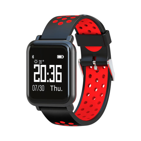 Smart Band Waterproof Bluetooth Clock for Women Fitness Monitor Smart Bracelet Activity Tracker Blood Pressure Watch