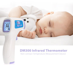 Infrared Forehead Body Thermometro Gun Non-contact Diagnostic-tool Thermometer Baby Electronic Digital Thermometer