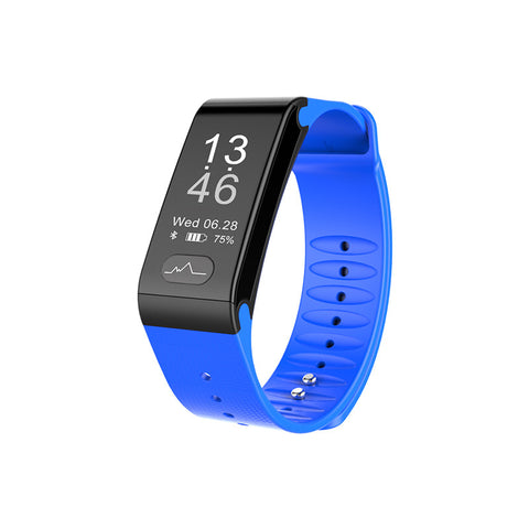 Heart Rate Smart Band Watch ECG PPG Puls Blood Pressure Monitor Smart Fitness Bracelet Wristband for Android IOS