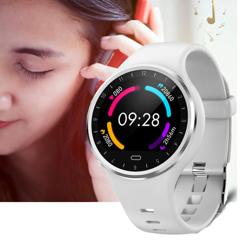 Smart Watch Body Temperature Heart Rate Blood Pressure Monitor Sports Tracker Fitness Men Women Smart Bracelet Smartwatch