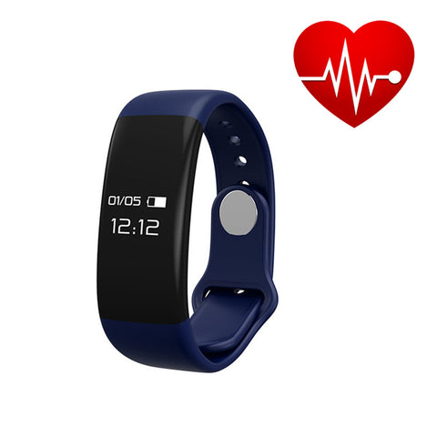 H30 Smart Bracelet Bluetooth 4.0 Wristband Heart Rate Monitor Sleep Fitness Tracker for IOS Iphone 7 PK Android