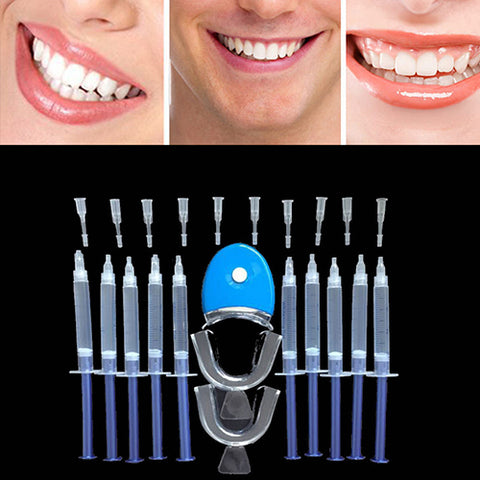 Household Teeth Whitening Gelatin Dental Tooth Gel Lamp Equipment Health Care Kits