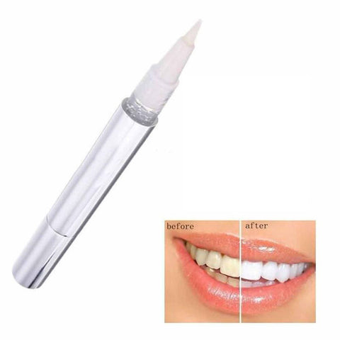 Teeth Whitening Pen Oral Teeth Gel Whitener Bleach Remove Stain Oral Care 1 Pc