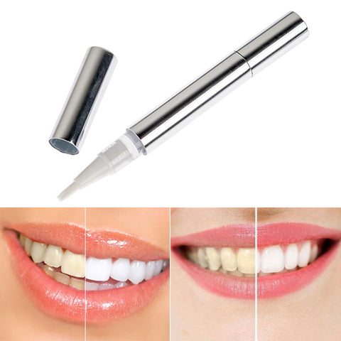 1 Pc Gel Bleach Dental Stain Remover Brighten Teeth Whitening Pen Oral Care Tool
