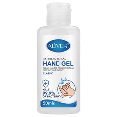 Hand Sanitizer Gel Bacteriostatic Gel Disinfection Sterilization Liquid Hand Soap Portable No-wash 50ML