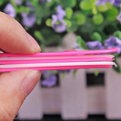 250 Pcs Dental Floss Teeth Cleaning Stick Nylon Cord Toothpick Oral Care Tool