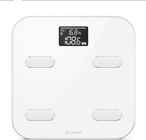 Yunmai International Version Color Smart Weight Scale Digital Body Fat Health Scale 10 Body Date Weighting Scale