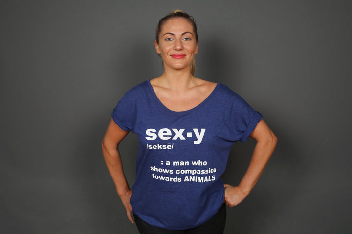 "Women's ""Sex-y"" T-shirt"