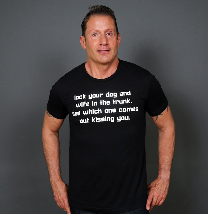 "Men's ""In The Trunk"" T-Shirt"