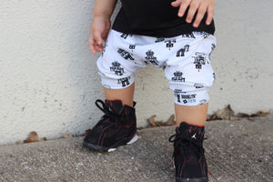 Robot Toddler Joggers