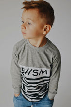 Load image into Gallery viewer, AWSM Long Sleeve Tee