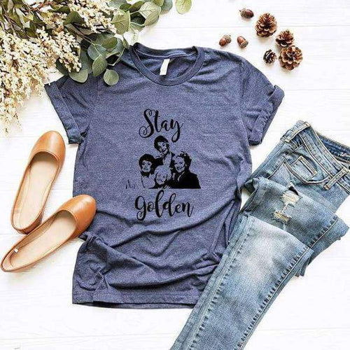 Stay Golden With The Golden Girls T-Shirt
