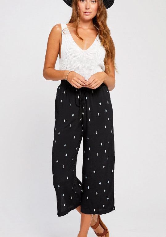 Chrissy Cropped Pant