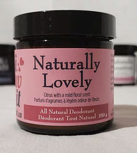 Load image into Gallery viewer, Natural Deodorants for Women