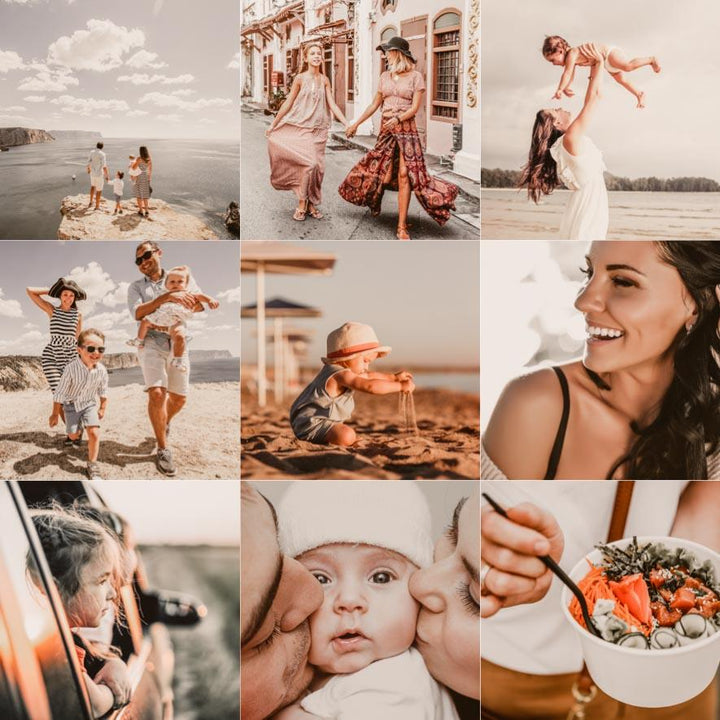 PRO SAND | RAW preset by Maxine Stevens