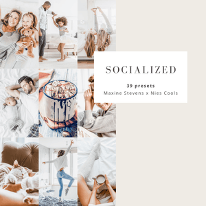 SOCIALIZED | PRESET PACK