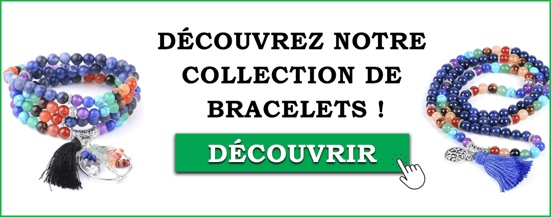 collection de bracelet mala arbre de vie