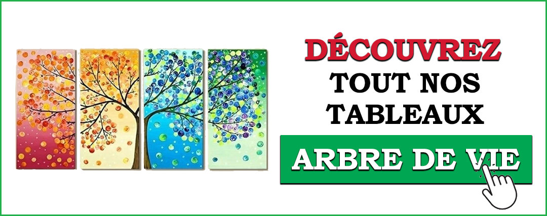 collection tableaux arbre de vie