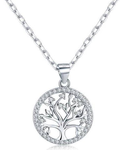 Collier Arbre de Vie Authentique