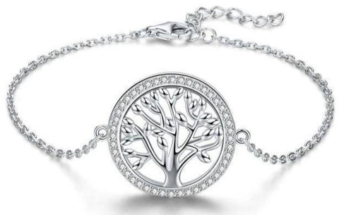 Bracelet Arbre de Vie Authentique