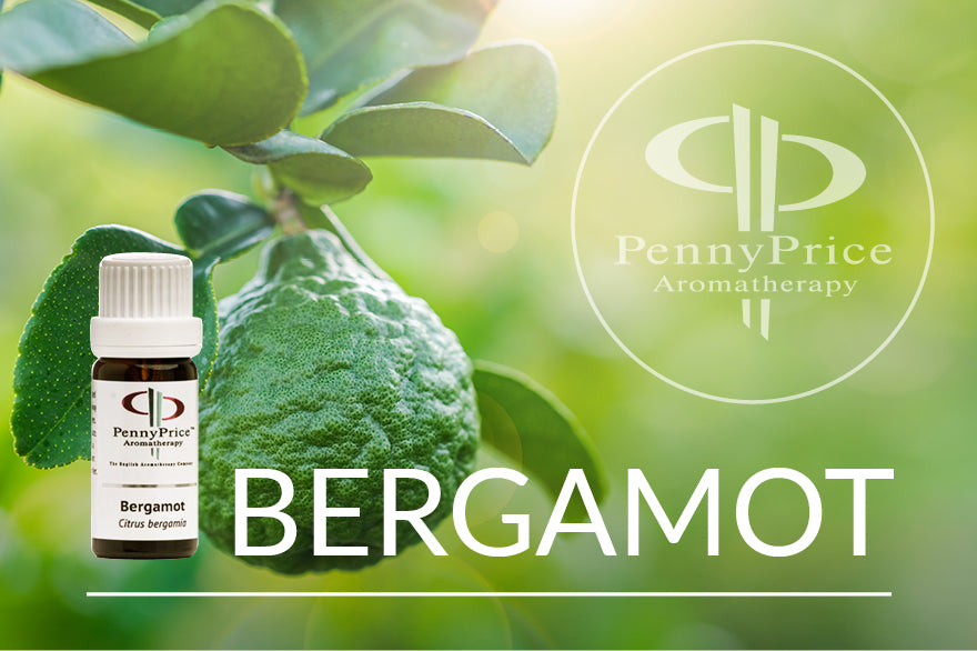Oil of the Month Bergamot | The Happy Oil