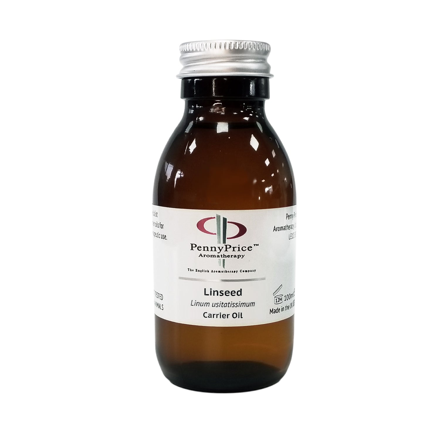 Linseed Carrier Oil
