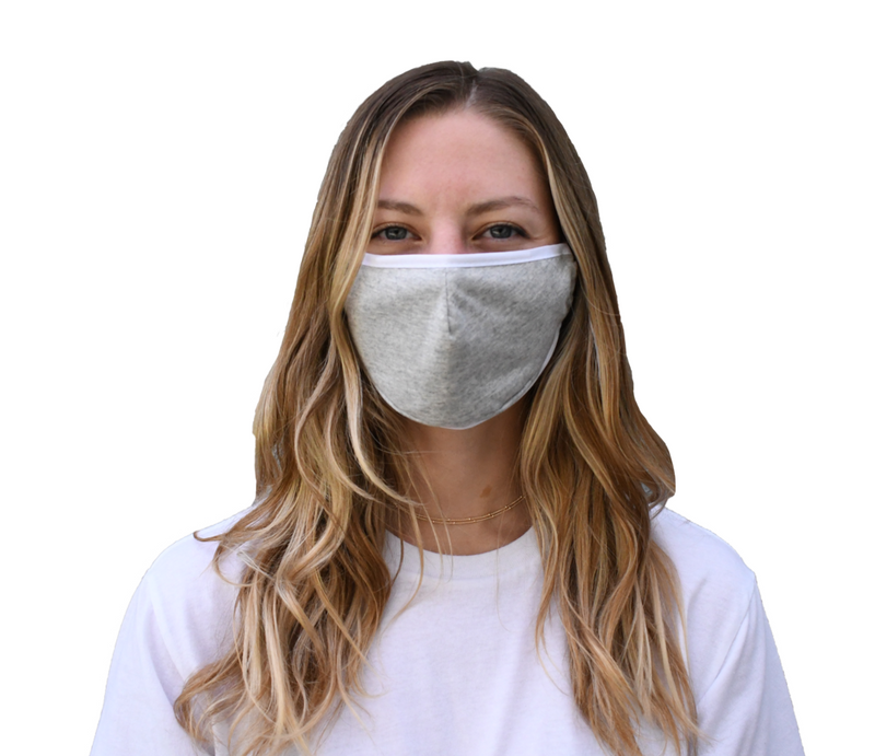 Bamboo Face Masks - Eco friendly soft protection. Natural material