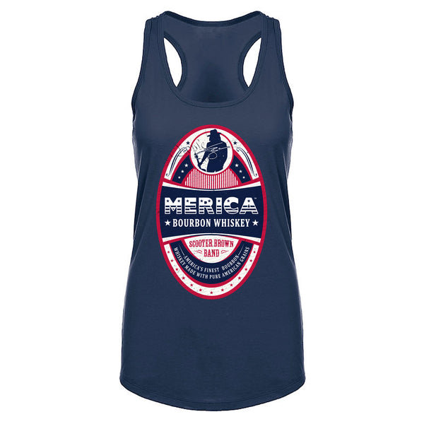 Merica Scooter Brown Signature Series - Women's Tank top