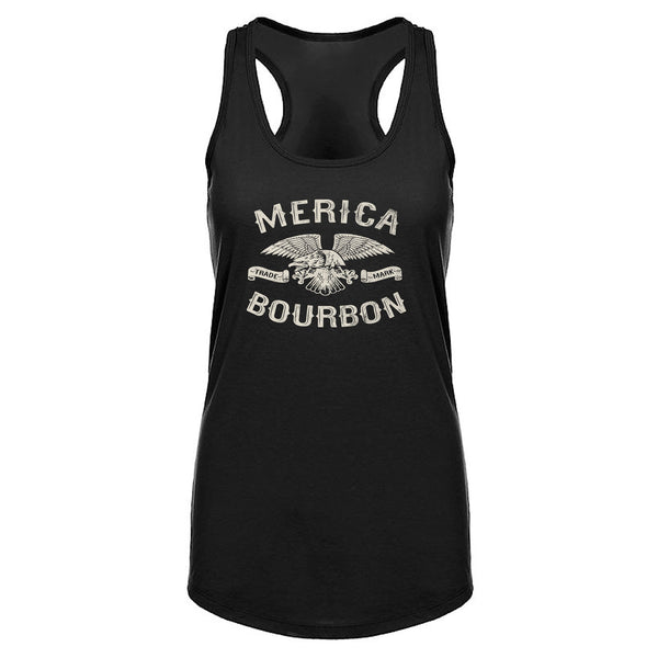 Merica Bourbon Eagle - Women's Tank top