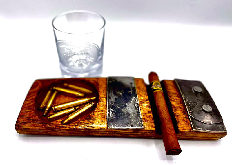 One of a kind - Cigar and Cup holder