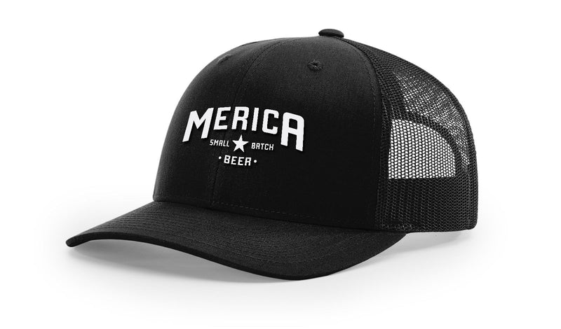 Merica Small Batch Beer Hat 01 - Unisex