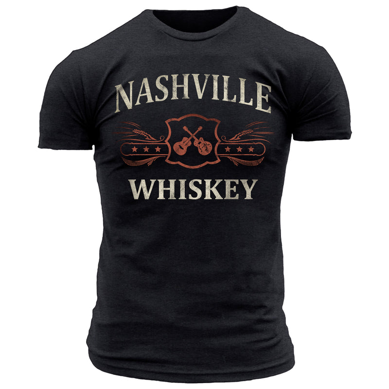 Nashville Whiskey Brand - Men's Tee