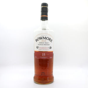 Bowmore, 'Darkest' 15 Year (4 oz)