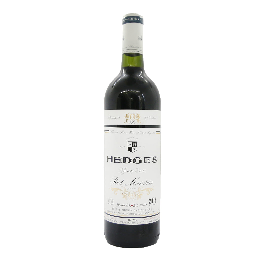 Hedges, 'Red Mountain' Red Blend 2013