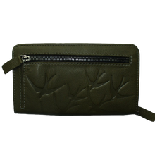 "Load image into Gallery viewer, ""LEIGH"" Wallet  Freedom Olive"
