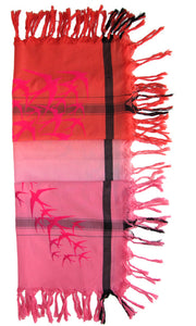 Freedom Pink Eternity - Fine Cotton Scarf