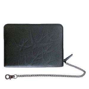 """LUCA"" Wallet  Freedom Black"