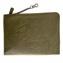 "Load image into Gallery viewer, ""Tristan"" IPad Case/Cosmetic Case Freedom Mushroom"