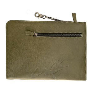 """Tristan"" IPad Case/Cosmetic Case Freedom Mushroom"