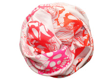 Load image into Gallery viewer, Butterfly Paradise - Fine Cotton Scarf