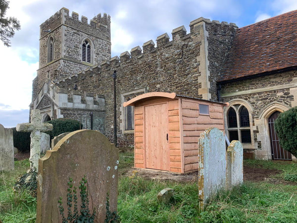 Compost Toilet for Church
