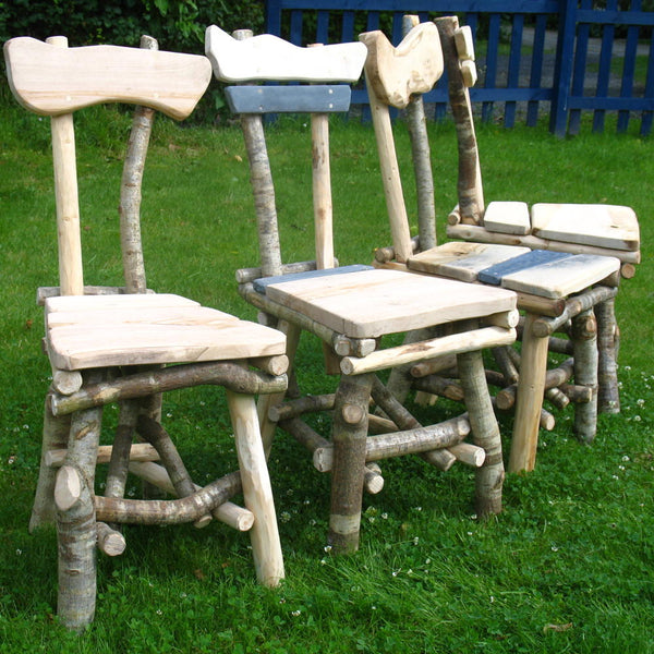 natural hazel dining room chair