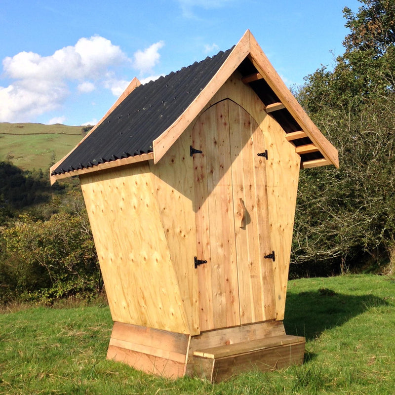 ply compost toilet