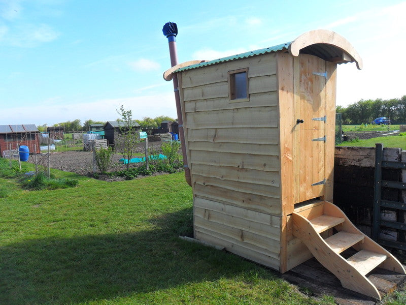 Plans for Gypsy Compost Toilet
