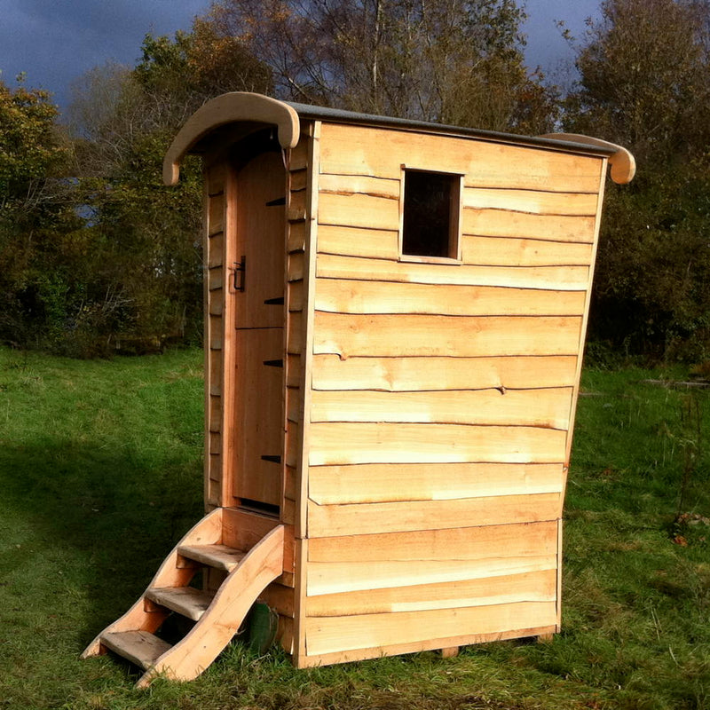 Gypsy Compost Toilet