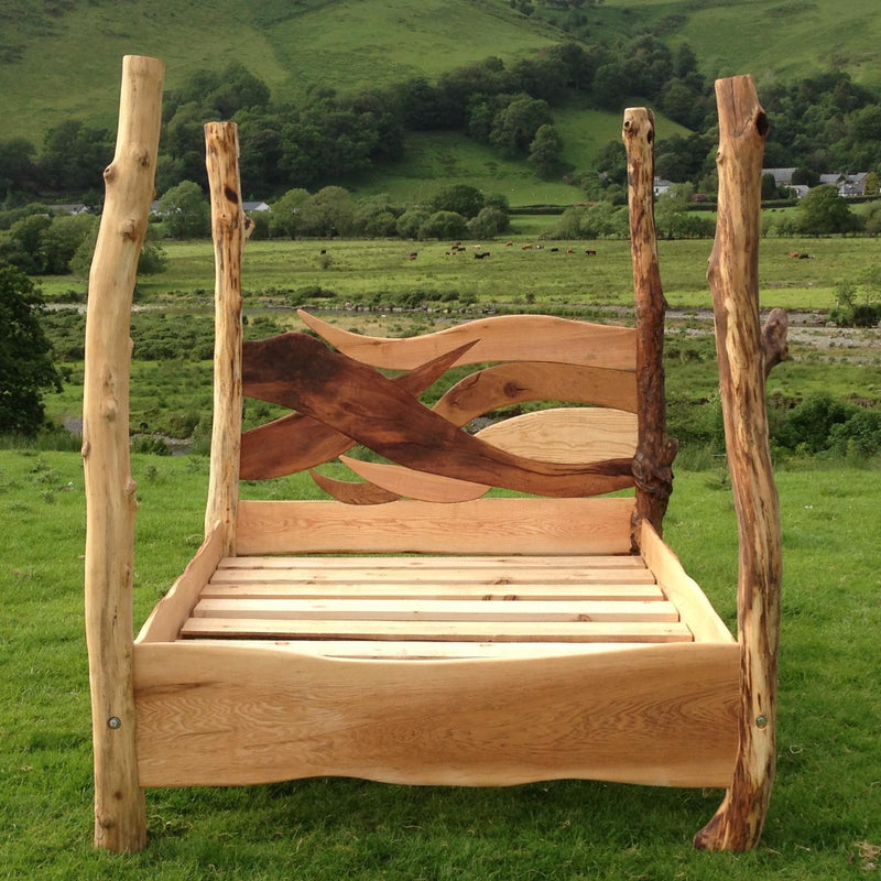handmade-wooden-fairy-bed