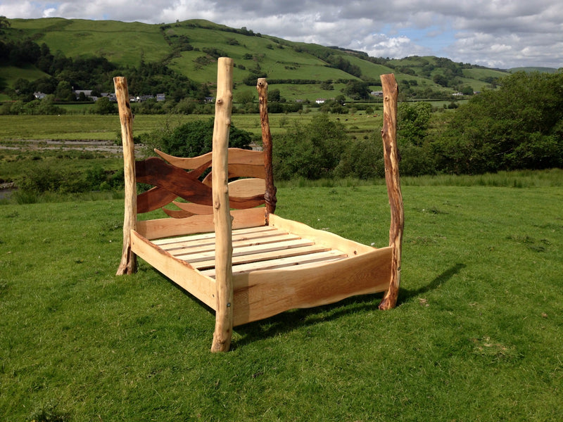 Handmade Dreamweaver Bed