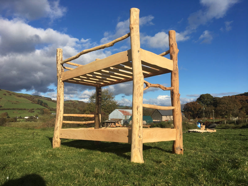 Driftwood Bunk Bed