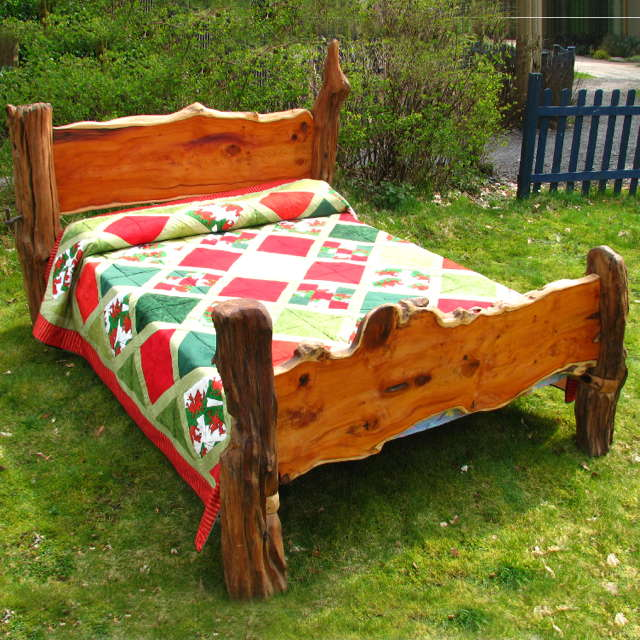rustic-yew-bed