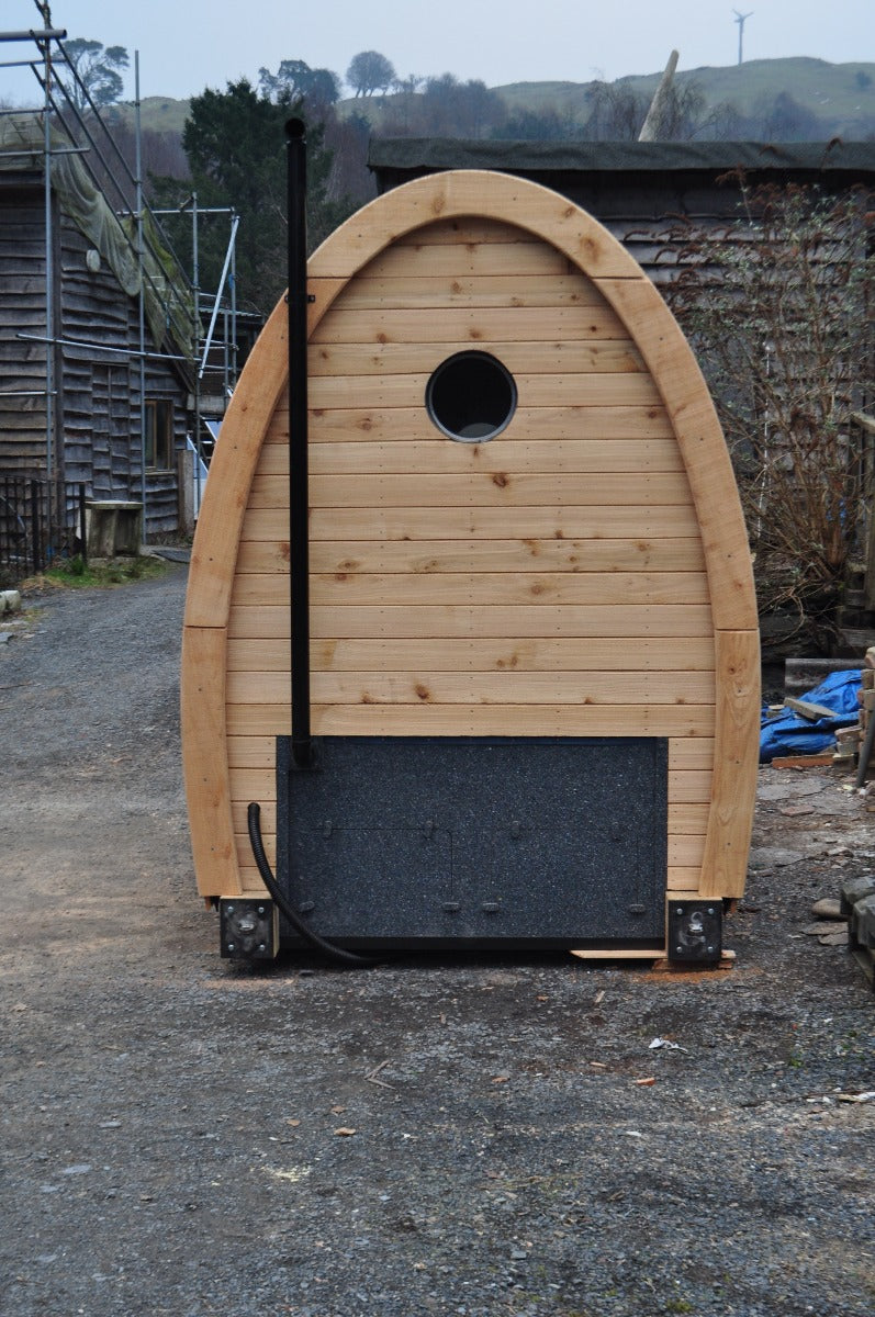 Timber Arc Composting Toilet